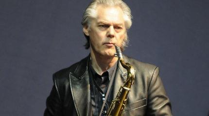 Gruodį Lietuvoje pasirodys džiazo legenda Janas Garbarekas