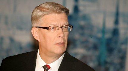 Buvęs Latvijos prezidentas V.Zatleras: reali Rusijos agresijos grėsmė buvo prieš dvejus metus