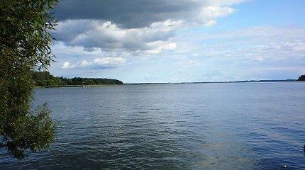 Šalčiausi Lietuvos ežerai