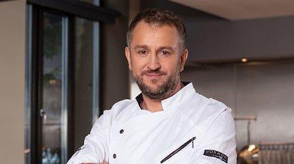 """Antrąjį gastronomijos forumą rengiantis L.Čeprackas: """"Kurti modernią lietuvišką virtuvę nuo nulio – neįmanoma"""""""