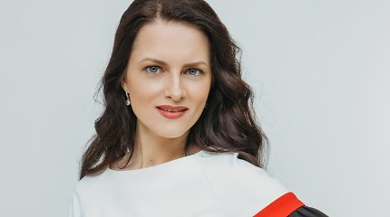 Živilė Vaškytė keičia televiziją: debiutuos su nauja laida