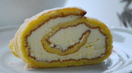 """""""Meyer maisto"""" receptas: lengvas desertas tingiai dienai – Kuršėnų vyniotinis"""