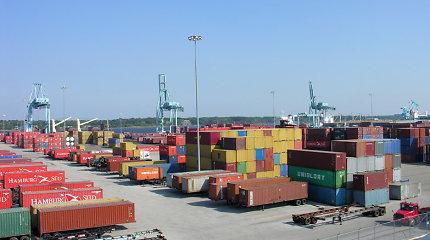 Eksportuotų prekių kainos per metus padidėjo 7,7 proc., importuotų – 5,4 proc.