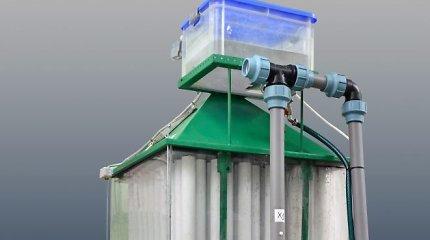 VGTU patentavo orą valantį filtrą: saugos ir nuo blogo kvapo, ir nuo organinių teršalų