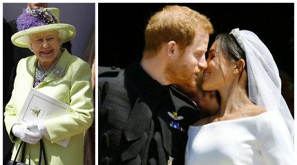 Princas Harry privalėjo gauti karalienės leidimą, kad galėtų tuoktis nenusiskutęs barzdos