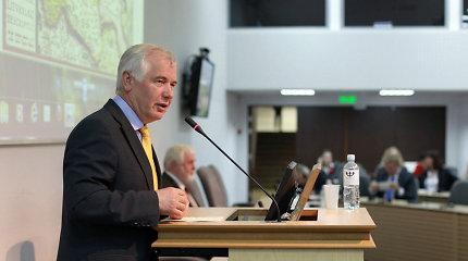 Buvęs VDU rektorius Zigmas Lydeka taps universiteto garbės profesoriumi