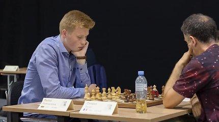 Paulius Pultinevičius – jauniausio Lietuvos istorijoje šachmatų didmeistris