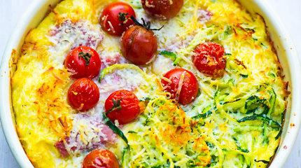 Vasariški patiekalai su daržovėmis, alsuojantys Italija: 15 receptų