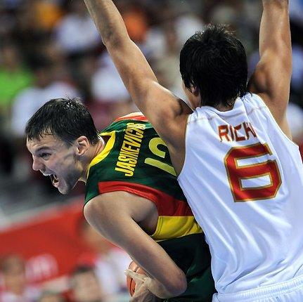 """AFP/""""Scanpix"""" nuotr./2008-ųjų olimpinių žaidynių pusfinalis"""