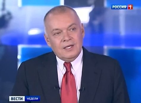 """Rossija 1"" nuotr./Dmitrijus Kiseliovas"