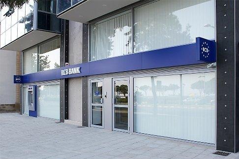 "Banko nuotr./""RCB Bank"" tvirtina nenusižengęs įstatymams"