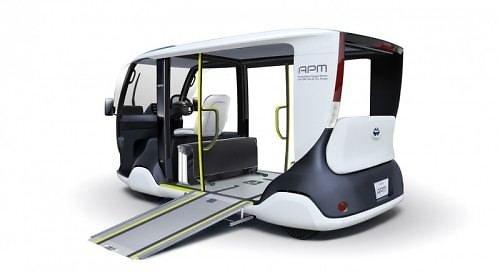 """Toyota nuotr./""""Toyota"""" 2020 m. Tokijo olimpinėms žaidynėms sukūrė mažą stebuklą – APM"""