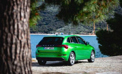 """""""Škoda Scala"""": naujas atskaitos taškas kompaktinių hečbekų klasėje"""