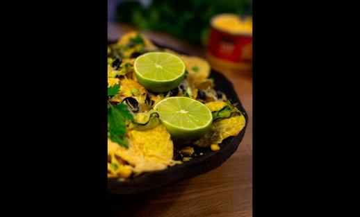 Namie skaniausia: Načios su cukinijomis ir konservuotomis daržovėmis