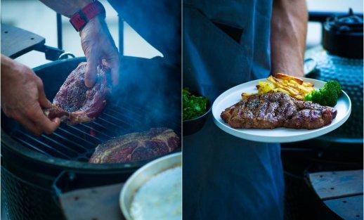 """Nidos receptas: kaip teisingai iškepti """"steiką""""?"""