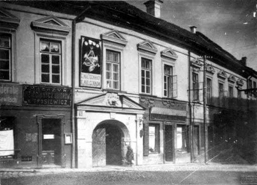 J. Bulhakas, 1918 m.