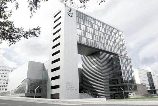 LAS nuotr./VGTU mokslo ir administracijos centras