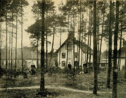 Wikimedia Commons / Public Domain nuotr./Klaipėdos leprezoriumas