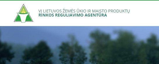 15min nuotr./Rinkos reguliavimo agentūros logotipas