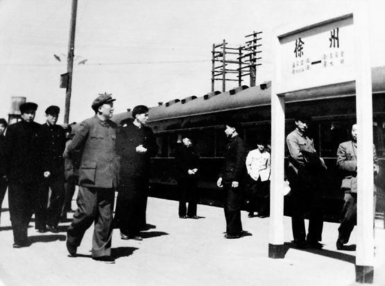 Wikipedia.org nuotr./Mao Zedongas (1953 m.)