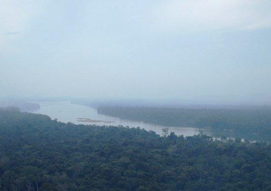 Wikimedia.org nuotr./Esmeraldos kaimelis Amazonės džiunglėse