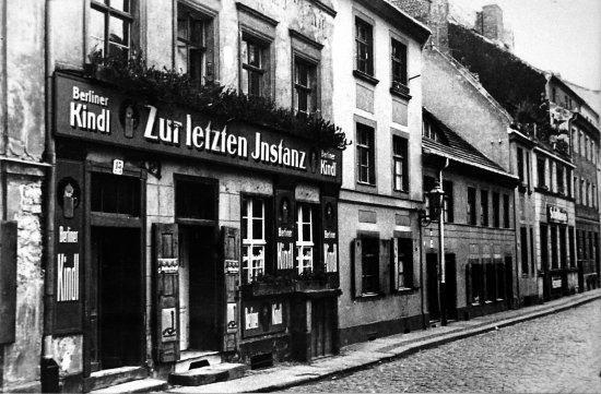 """Zurletzteninstanz.com nuotr./""""Zur Letzten Instanz"""" restoranas 1890 m."""
