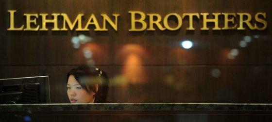 "AFP/""Scanpix"" nuotr./""Lehman Brothers"""