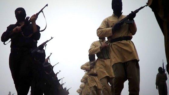 """AFP/""""Scanpix"""" nuotr./""""Islamo valstybės"""" džihadistai"""