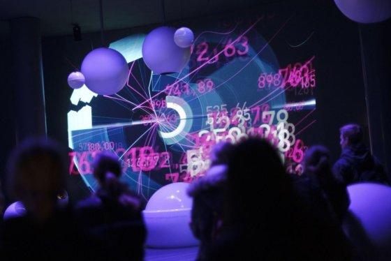 """AFP/""""Scanpix"""" nuotr./CERN fizikai jau užtikrinti, kad atrado Higgso bozoną"""