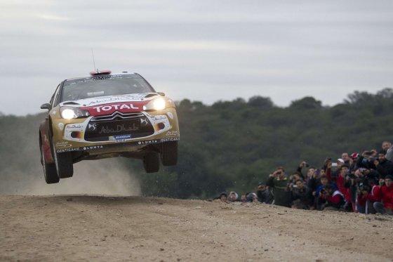 """Scanpix"" nuotr./""Citroen"" WRC komanda"