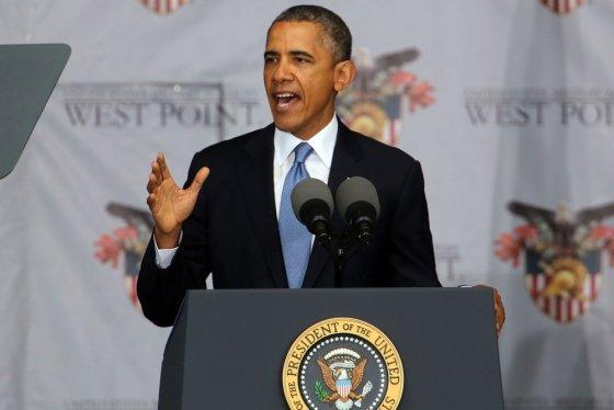 """Reuters""/""Scanpix"" nuotr./Barackas Obama Vest Pointe"