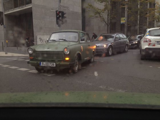 "Luko Zadaracko/15min.lt nuotrauka/Automobilis ""Trabant"""
