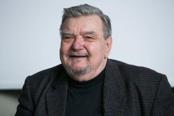 Andriaus Ufarto/BFL nuotr./Romualdas Granauskas