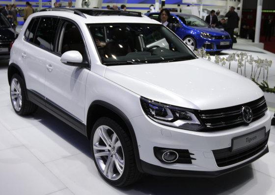 Scanpix / Postimees.ru/Volkswagen Tiguan