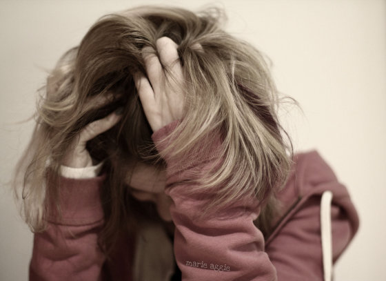 Marie Aggie, Flickr.com/Stresas – normali organizmo būsena