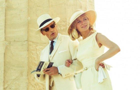 """""""ACME Film"""" archyvo nuotr./Kirsten Dunst ir Viggo Mortensenas filme """"Apsimetėlis, sukčius ir dama"""""""