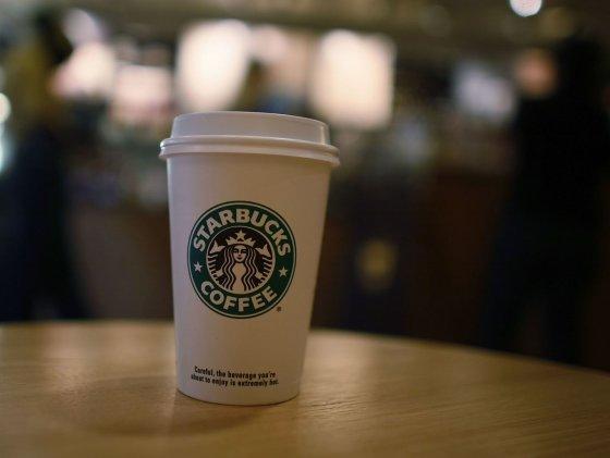 "AFP/""Scanpix"" nuotr./""Starbucks"""