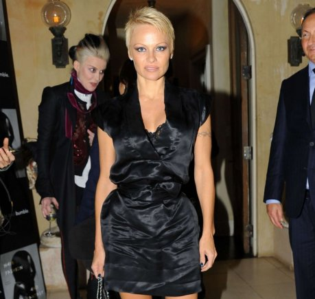 """Scanpix""/""Sipa Press"" nuotr./Pamela Anderson"
