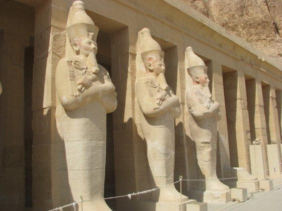 Liepos Želnienės/15min.lt nuotr./Egiptas išsiilgo turistų