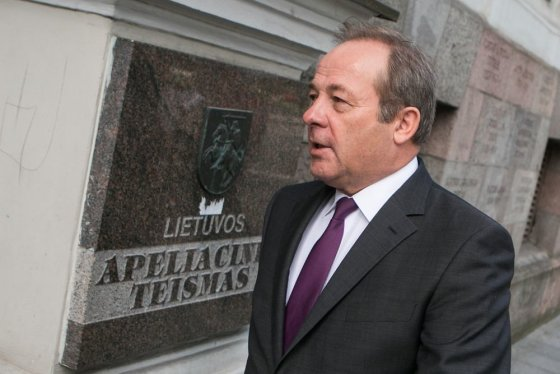 Andriaus Ufarto/BFL nuotr./Romas Adomavičius