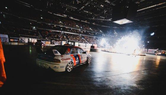 """Tomo Petrovskio nuotr./""""ASFA Motor show"""" """"Žalgirio"""" arenoje 2013-aisiais"""