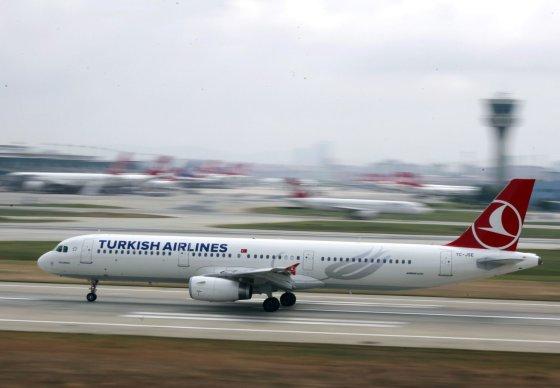 """""""Reuters""""/""""Scanpix"""" nuotr./""""Turkish Airlines"""" lėktuvas"""