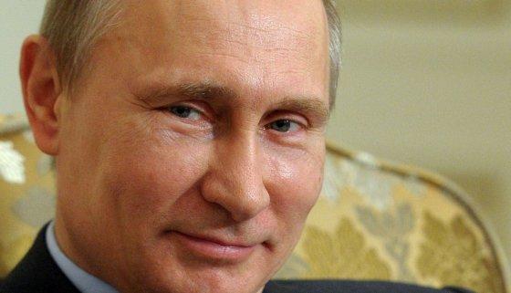 """AFP/""""Scanpix"""" nuotr./Rusijos prezidentas Vladimiras Putinas"""