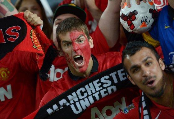 """Scanpix"" nuotr./""Manchester United"" sirgaliai"