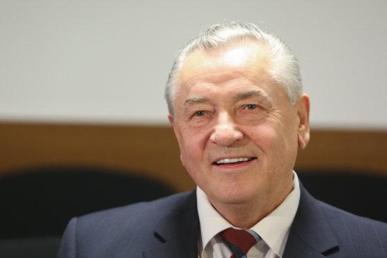 Juliaus Kalinsko/15min.lt nuotr./Romualdas Visokavičius