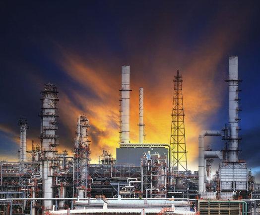 123rf.com nuotr./Naftos pramonė