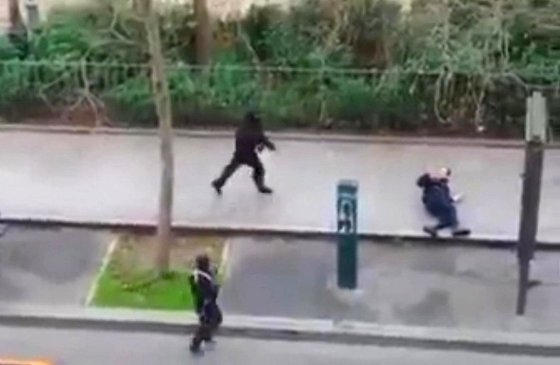 """""""Scanpix""""/AP nuotr./Užpuolikai Paryžiuje"""