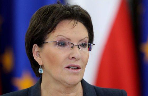 """AFP/""""Scanpix"""" nuotr./Ewa Kopacz"""