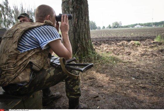 """""""Scanpix"""" nuotr./Ukrainos kariai"""