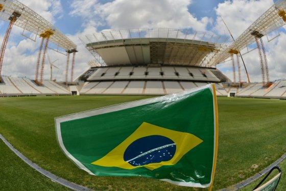 "AFP/""Scanpix"" nuotr./""Corinthians Arena"""